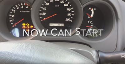 voiture peut commencer