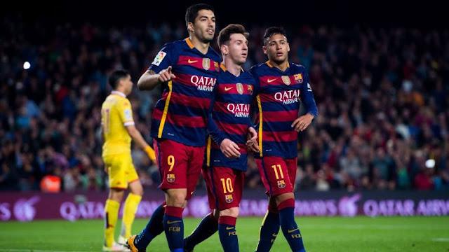 Luis Suarez : Neymar Hebat Karena Messi