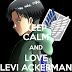 40 Fakta Unik tentang Levi Ackerman si Kopral Muda Recon Corps
