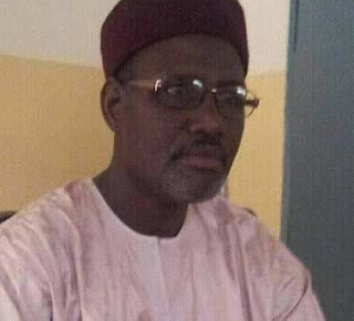 Prof. Aliyu Mani of University of Maiduguri