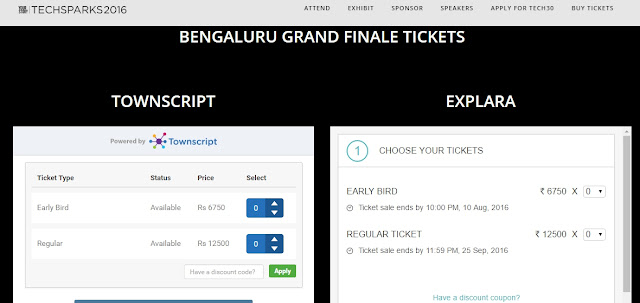 BENGALURU GRAND FINALE TICKETS and Price