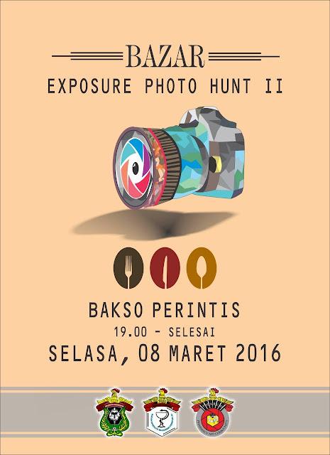 [Agenda] Bazar Exposure Photo Hunt II UKM PHARCO FFUH