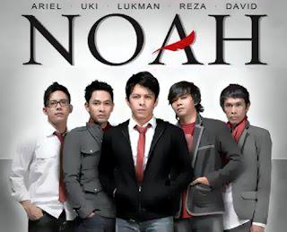 Lirik Lagu dan Video Noah - Terbangun Sendiri