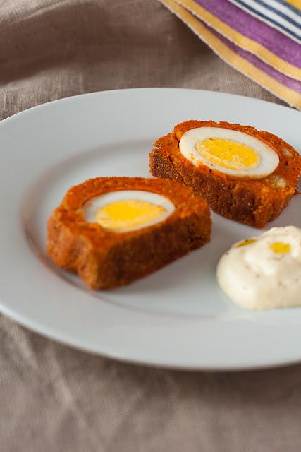 Vegetarijanska škotska jaja