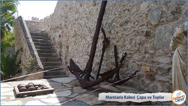 Marmaris-Kalesi-Capa-Ve-Toplar