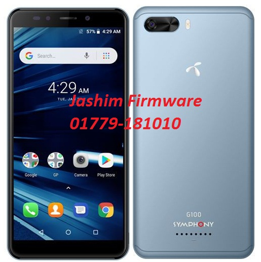 Itel A12 Official Firmware Frp &hang On logo Dead repair