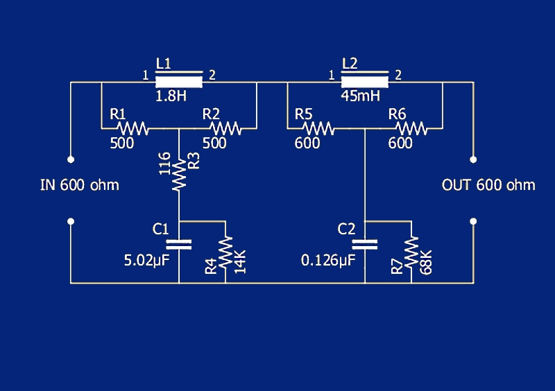 a Direct Heating Triode blog: LCR Phono preamp Part 1