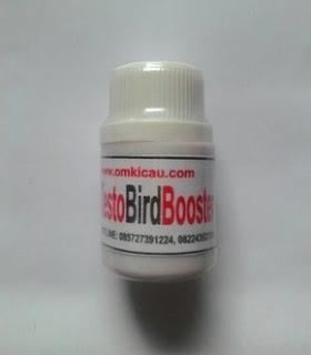 Manfaat Pemberian Obat Testo Bird Booster Untuk Burung Kicau Yang Sering Di Lombakan
