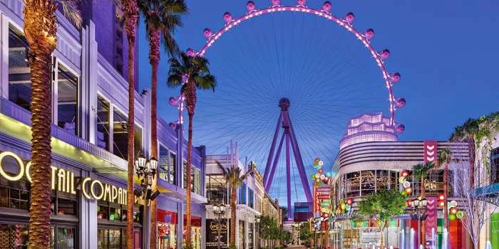 High Roller at The LINQ in Las Vegas