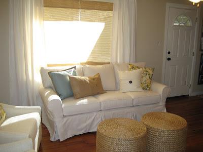 Iron Amp Twine Living Room