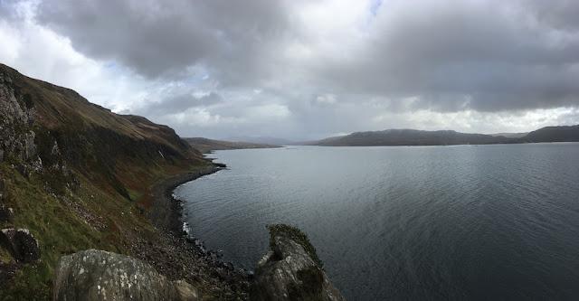 FitBits   Mountain biking on Skye, Scotland - fitness blogger Tess Agnew