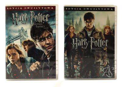 Harry Potter i Insygnia Śmierci podzielony na dwie części Czy to dobra drcyzja?