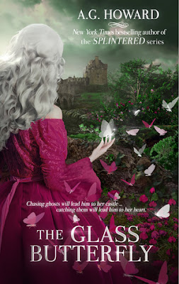 Review: The Glass Butterfly by A.G. Howard