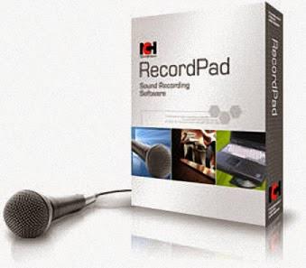 RecordPad Sound Recorder Free