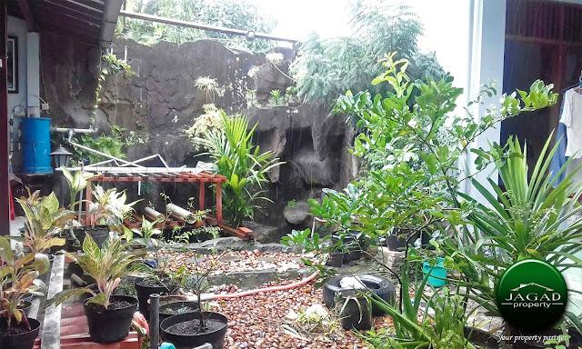 Rumah dekat Kampus UGM jalan Sulawesi XIV