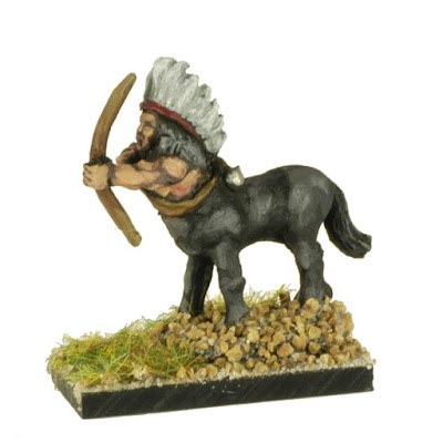 FAI601 Plains Indian Centaurs with Bow