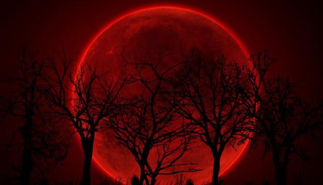 Super-Blue-Blood Moon & Impending 70th Biblical Year