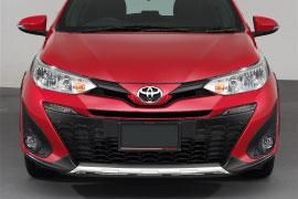 Moldura inferior de paragolpe delantero Toyota Yaris