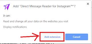 Cara Membuka DM Instagram Melalui Browser PC