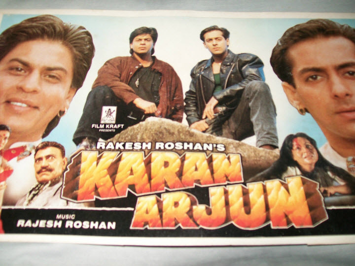 Karan Arjun songs Hindi Movie Various Artists Mp3Mad Com