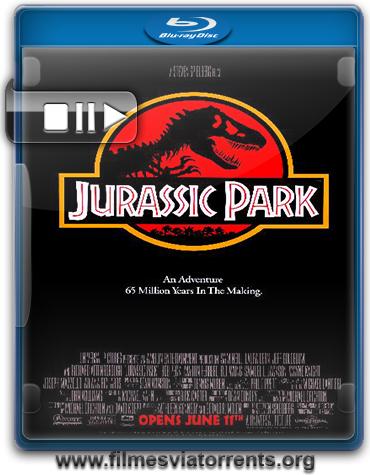 Jurassic Park : O Parque dos Dinossauros Torrent - BluRay Rip 720p e1080p Dual Áudio 5.1 (1993)