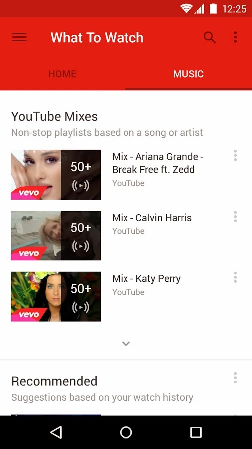 YouTube v10.42.52
