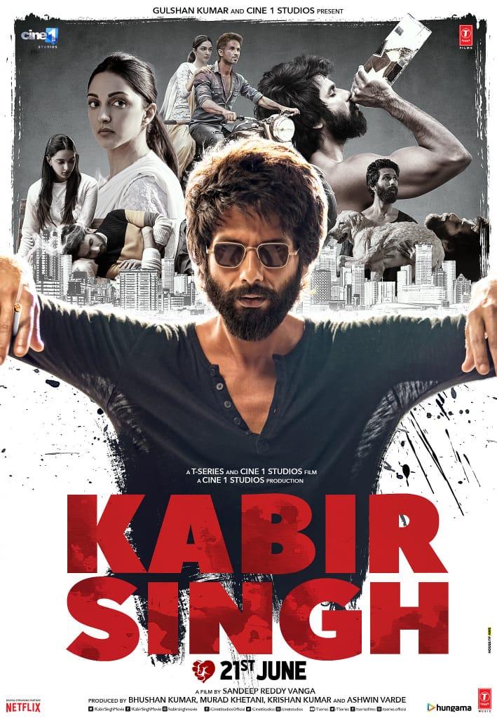 Kabir Singh (2019) Hindi HD – DVDRip – 720p – 700MB – 400MB – DOWNLOAD | Watch Online