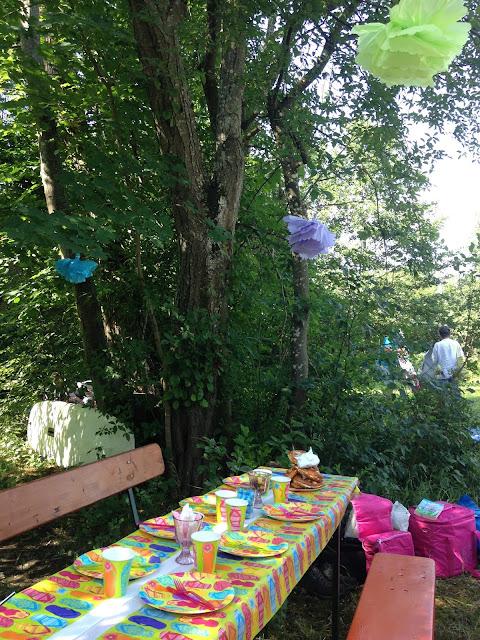 Teenager-Geburtstag am Starnberger See