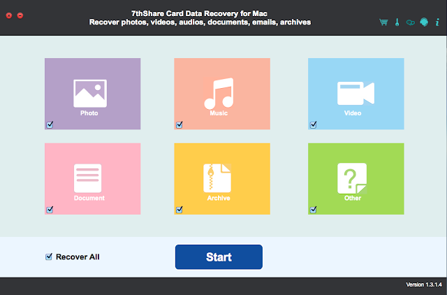 7thshare card data recovery key
