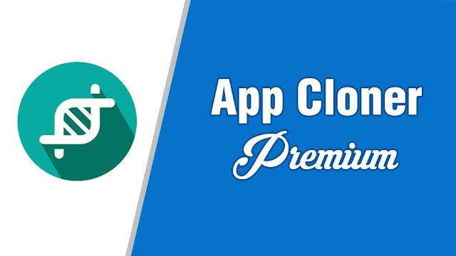 Kustomisasi klon memakai banyak opsi modding App Cloner 1.5.19 Premium Apk + Mod Unlocked