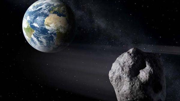 Asteroide gigante volará hacia nuestro planeta en 2018