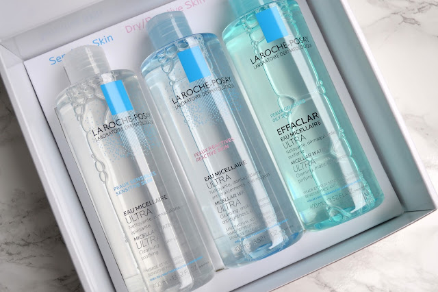 SKINCARE | The New La Roche-Posay Micellar Water Ultra with Glycerin