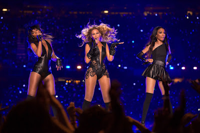 Destiny's Child au Super Bowl 2013