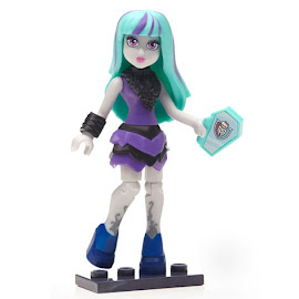 MH Ghouls Skullection 2 Twyla Mega Blocks Figure