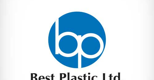 best plastic ltd vector logo