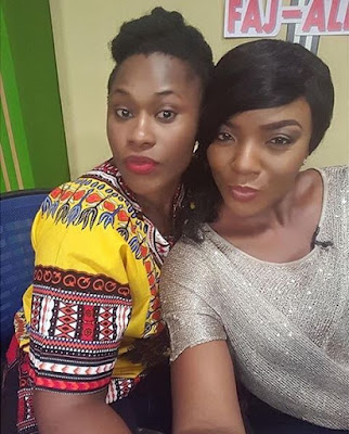 Actress Chioma Akpotha slams Nigerians who fat-shamed Uche Jombo