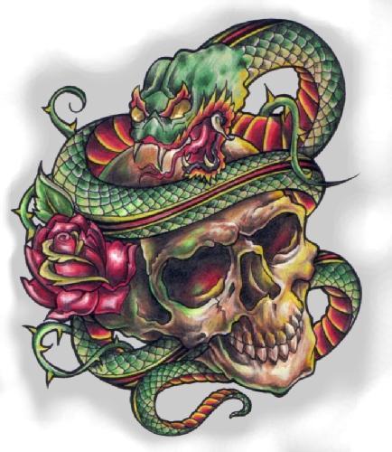 Image result for La serpiente y la rosa