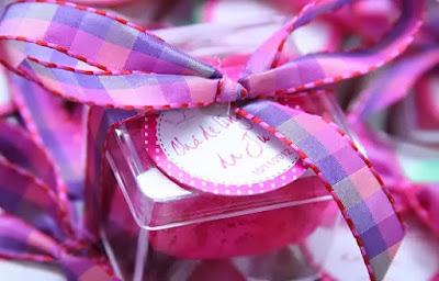 Lembrancinhas de Chá de Lingerie Decoração Rosa!