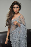 Actress Sony Charistha Latest Pos in Silver Saree at Black Money Movie Audio Launch  0010.jpg