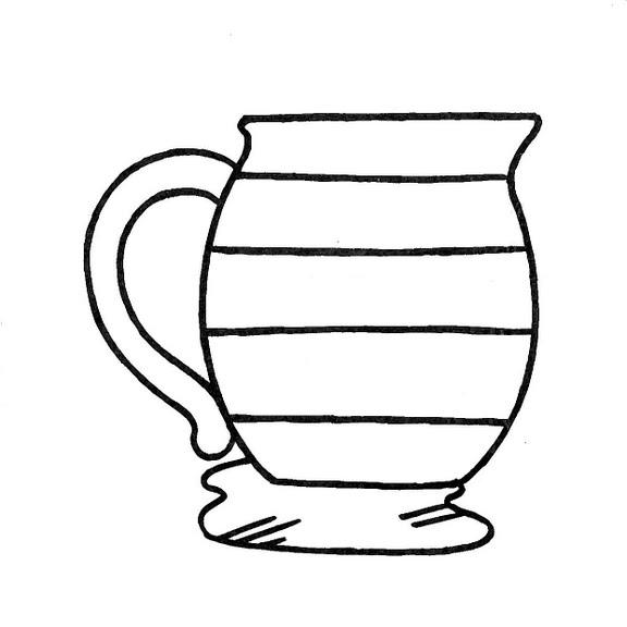 Dibujos Infantiles Dibujo Infantil Jarra