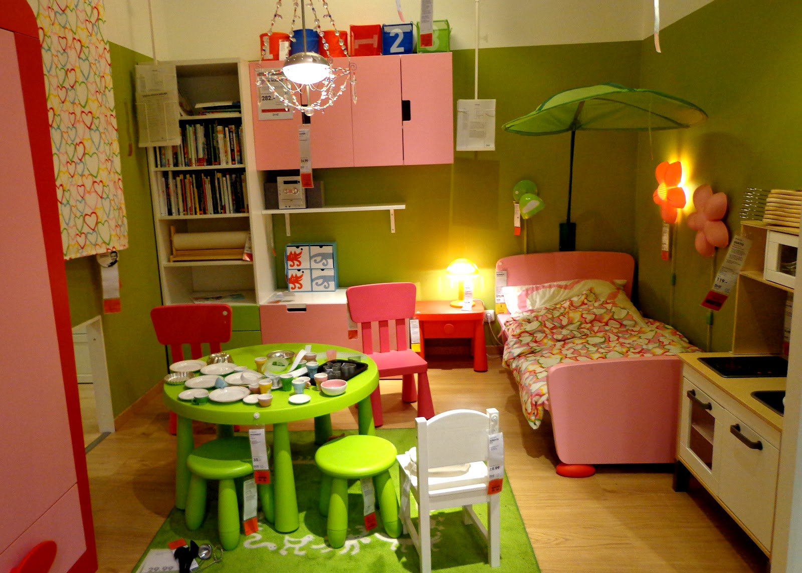 kinderzimmer ideen ikea. Black Bedroom Furniture Sets. Home Design Ideas