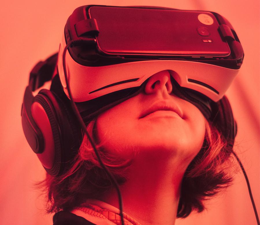 نظارات VR