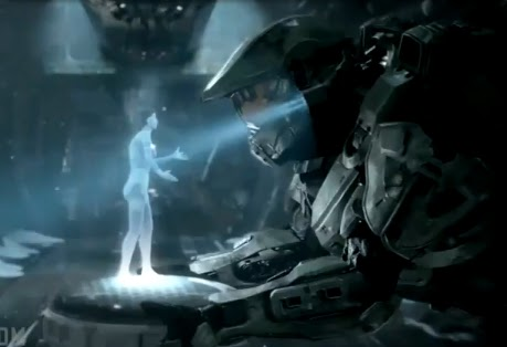 Halo 4 Leaked Tralier Photos 100 Real