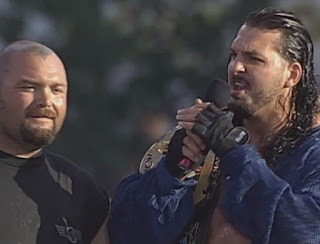WCW Road Wild 1999 - Chris Kanyon and Bam Bam Bigelow of The Jersey Triad