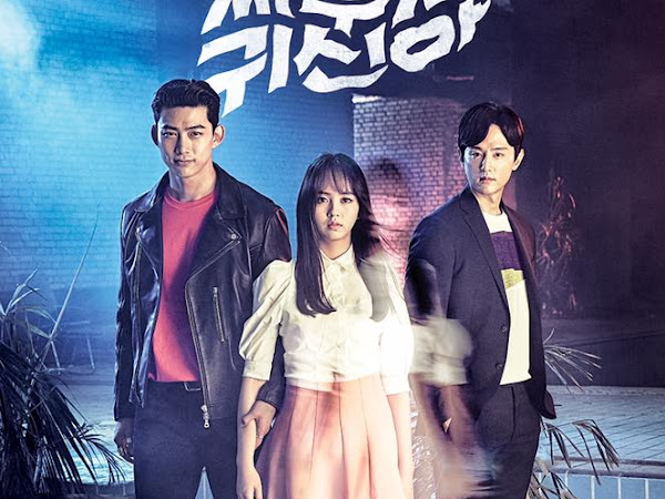 [K-Drama] Let's Fight Ghost