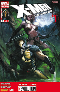 scénariste les covers marvel now