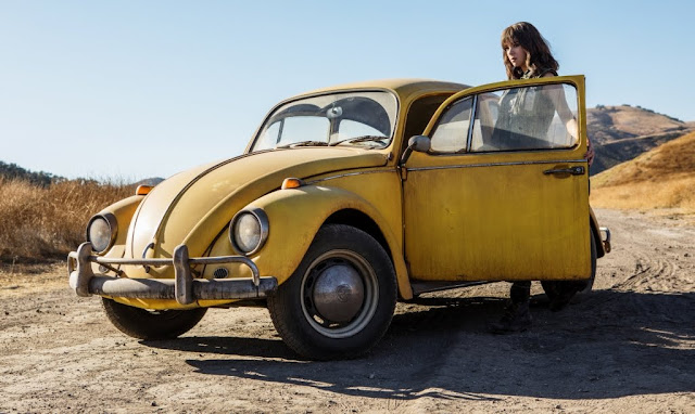 Bumblebee: First Look, Transformers Spin-Off