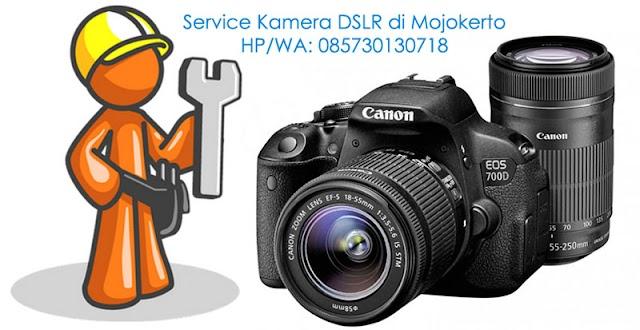 Jasa Service Kamera DSLR di Mojokerto
