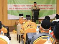 MUI Kembangkan Sistem Ekonomi Syariah dan Model Islam Wasathiyah
