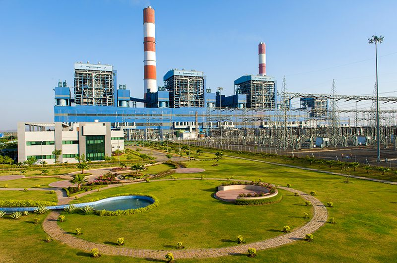 Tiroda Thermal Power Station